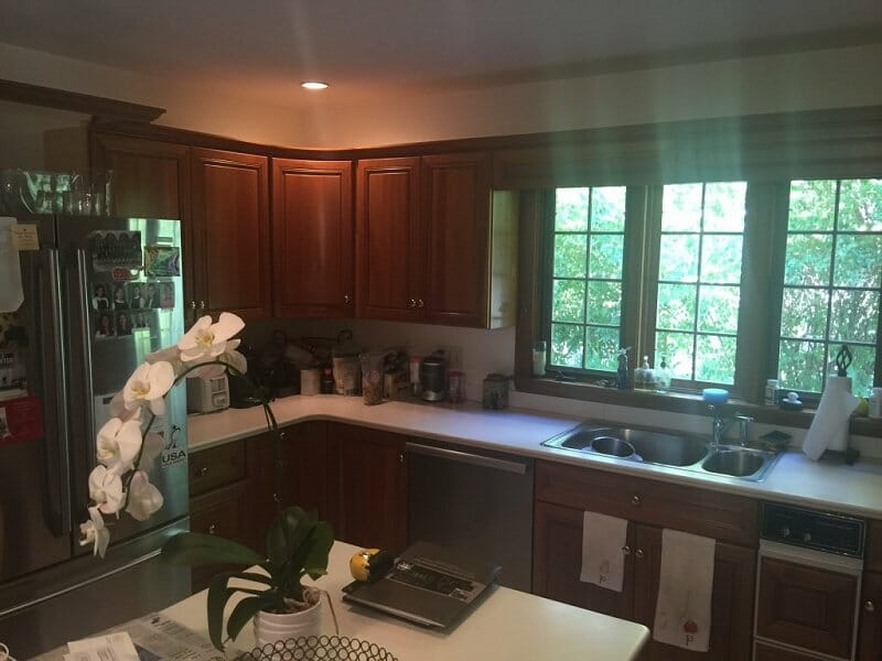 Kitchen Facelift In Wellesley, MA